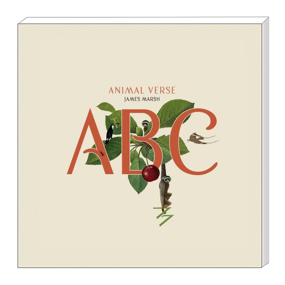 ABC Book mockup