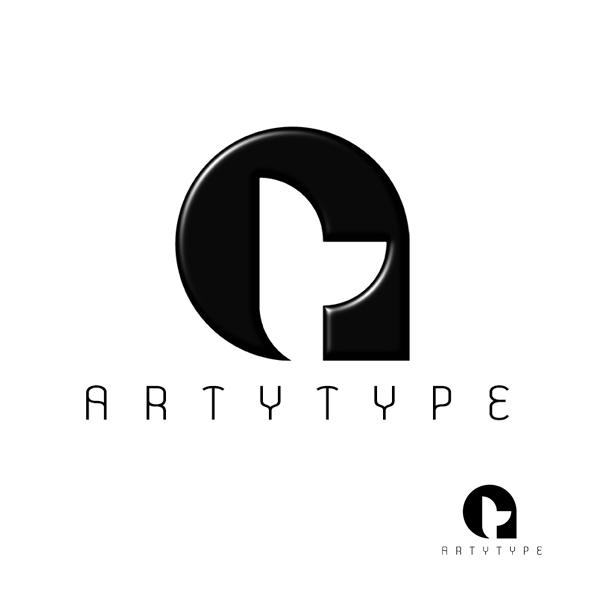 ArtyType logo alt