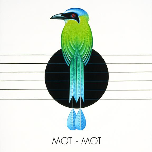 Mot-Mot Logo