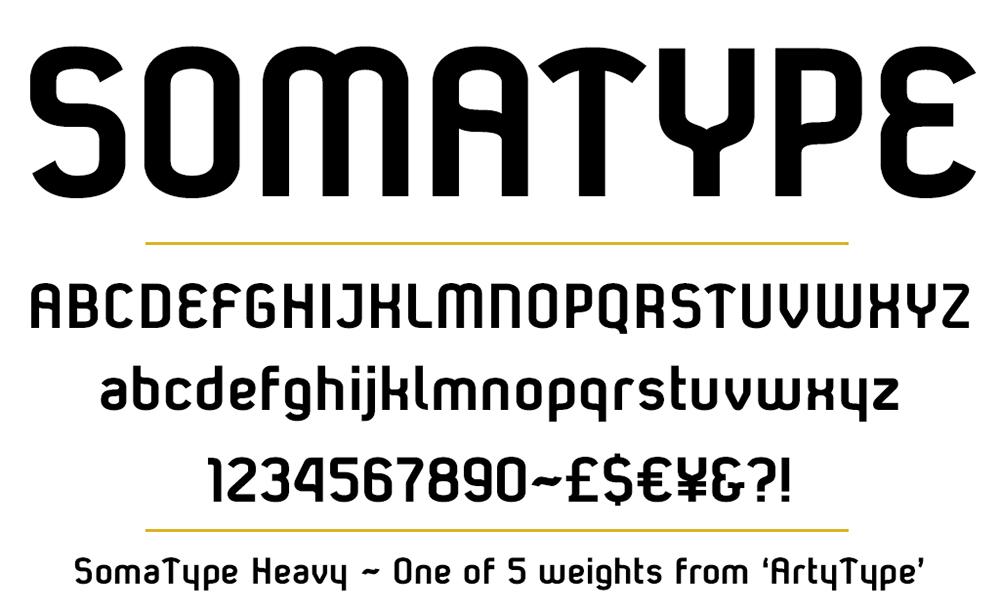 SomaType heavy