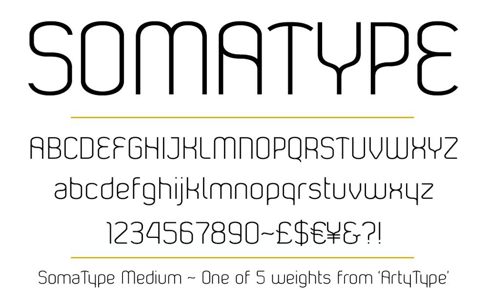 SomaType light