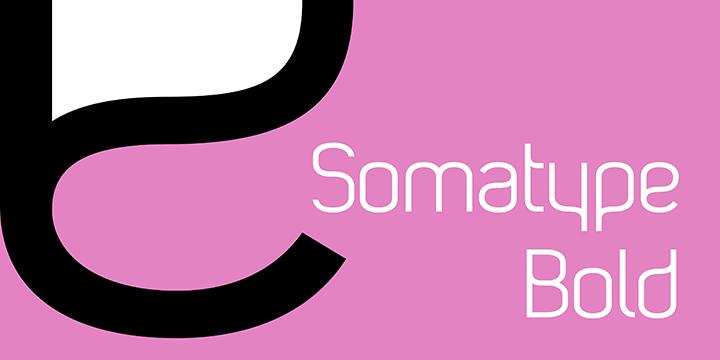 Somatype Bold Banner