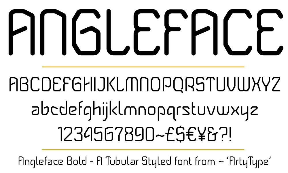 Angleface set