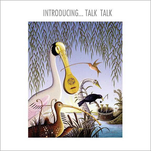 INTRODUCING...TALK TALK ac