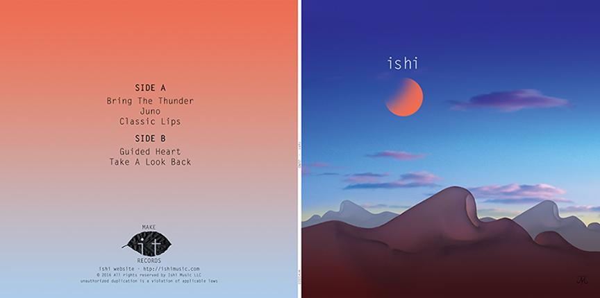 Ishi EP juno vinyl
