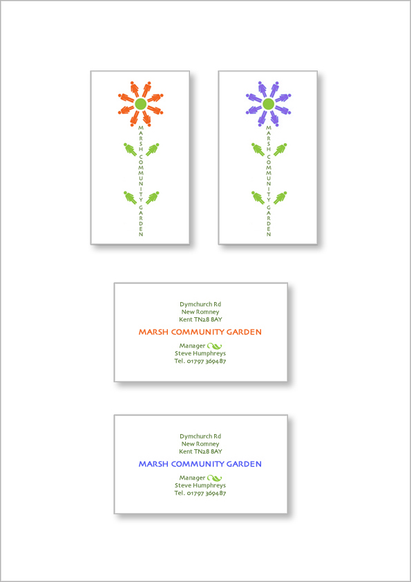 MCG 2 sided Card