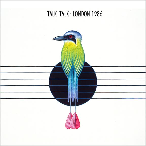 TALK TALK.LONDON 1986 ac
