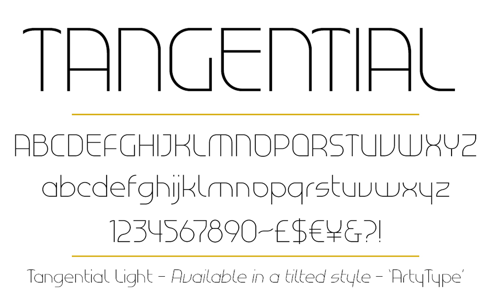 Tangential light