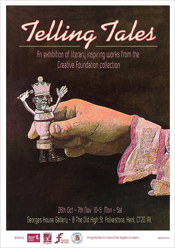 Telling Tales Poster