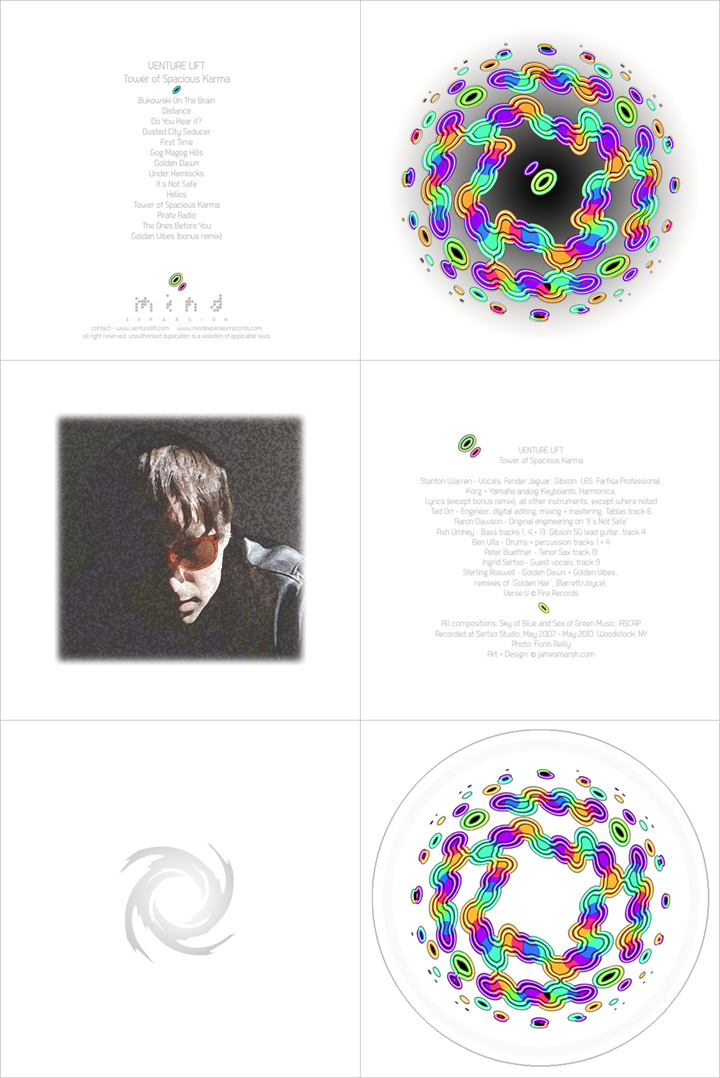 Venture Lift 6 page Digipack