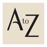 A-Z page layout 1a
