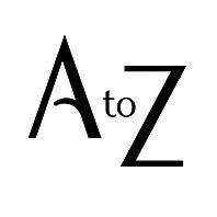 A-Z title flag