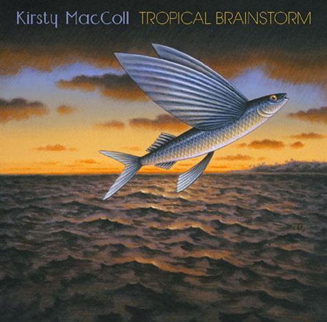 Tropical Brainstorm CD