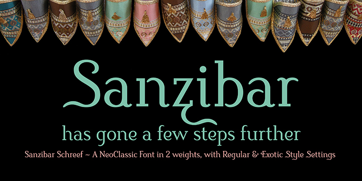 Sanzibar sandals