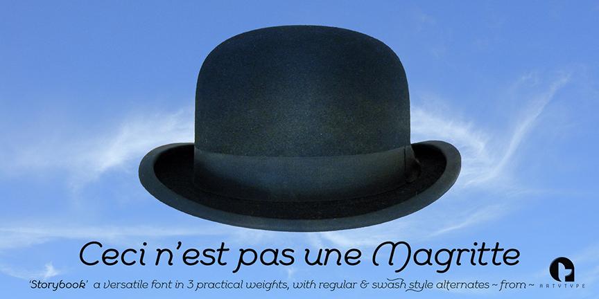 Storybook magritte