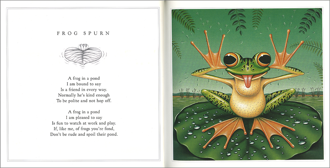 Frog page