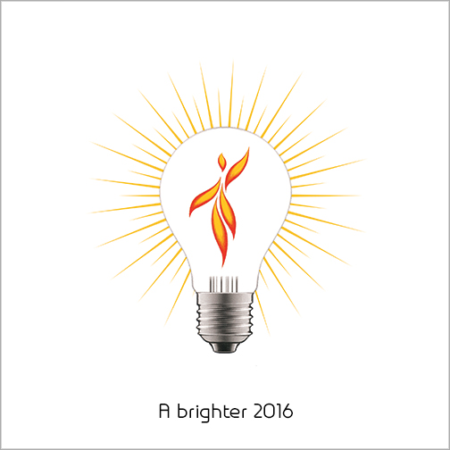 A brighter 2016