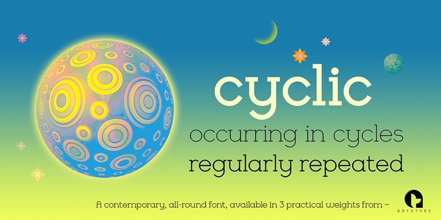 Cyclic Banner 2