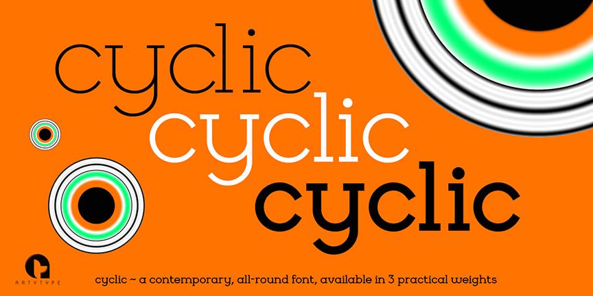 Cyclic Banner 5