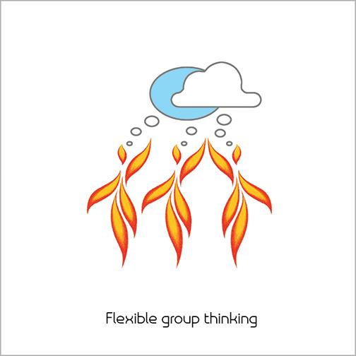 Flexible thinking alt