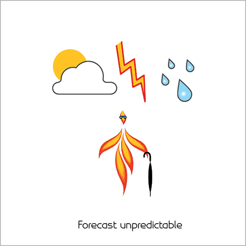 Forecast Unpredictable 3