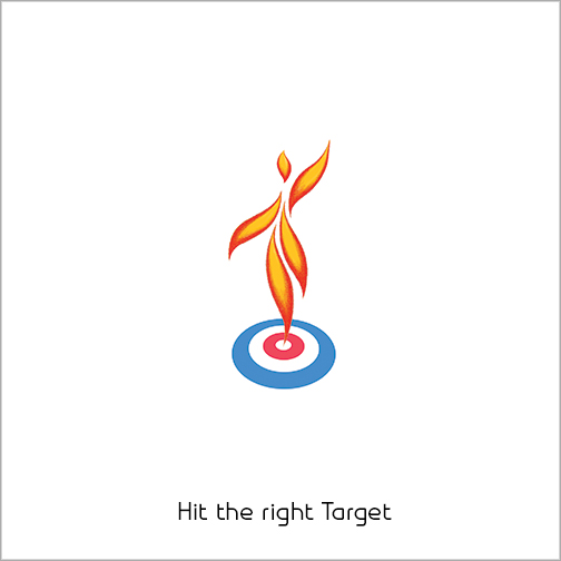 Hit the right target