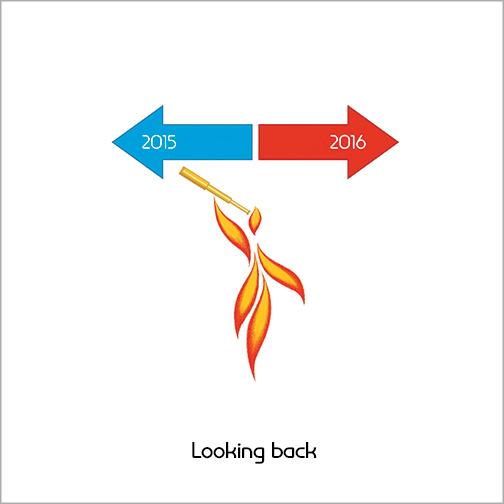Looking Back alt 1