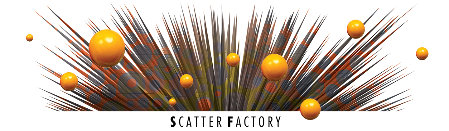 Scatter Factory Web banner