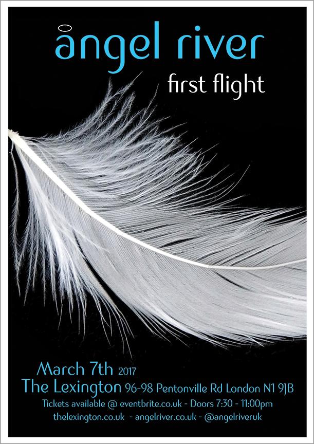 1st flight poster