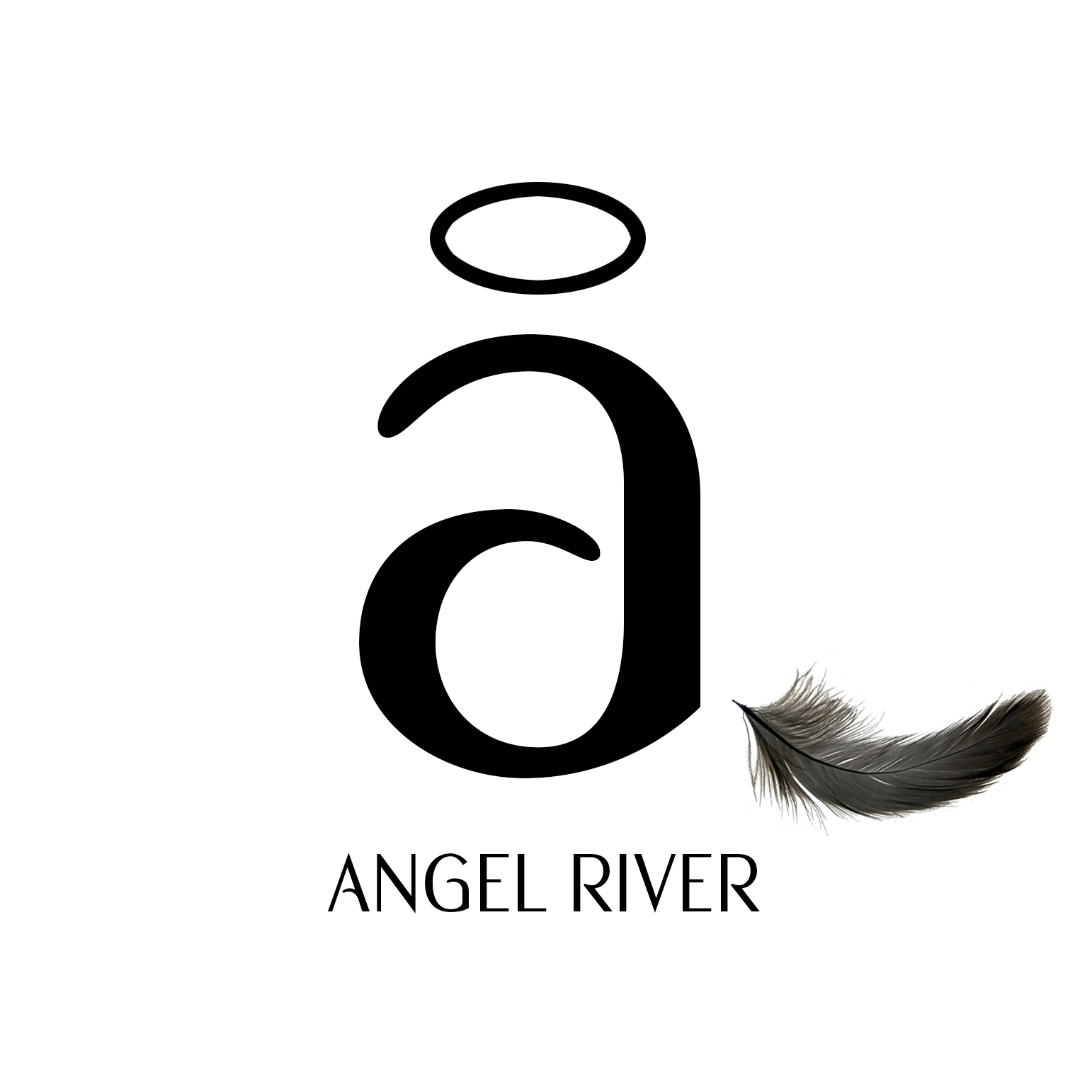 Angel River Records alt black