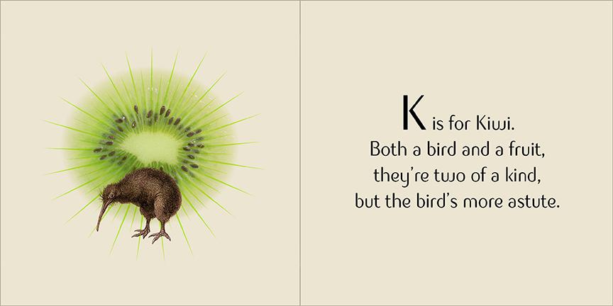 K-kiwi test